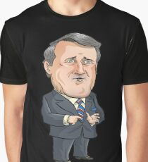 Brian Mulroney Graphic T-Shirt