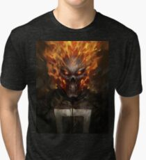 Ghost Rider  Tri-blend T-Shirt