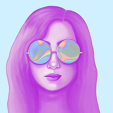 holographic sunnies by brickelle