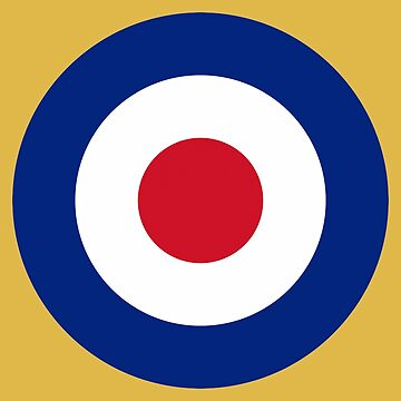 RAF ROUNDEL by IMPACTEES