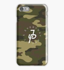 Jake Paul geen camo iPhone Case/Skin