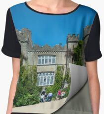 Malahide castle Women's Chiffon Top