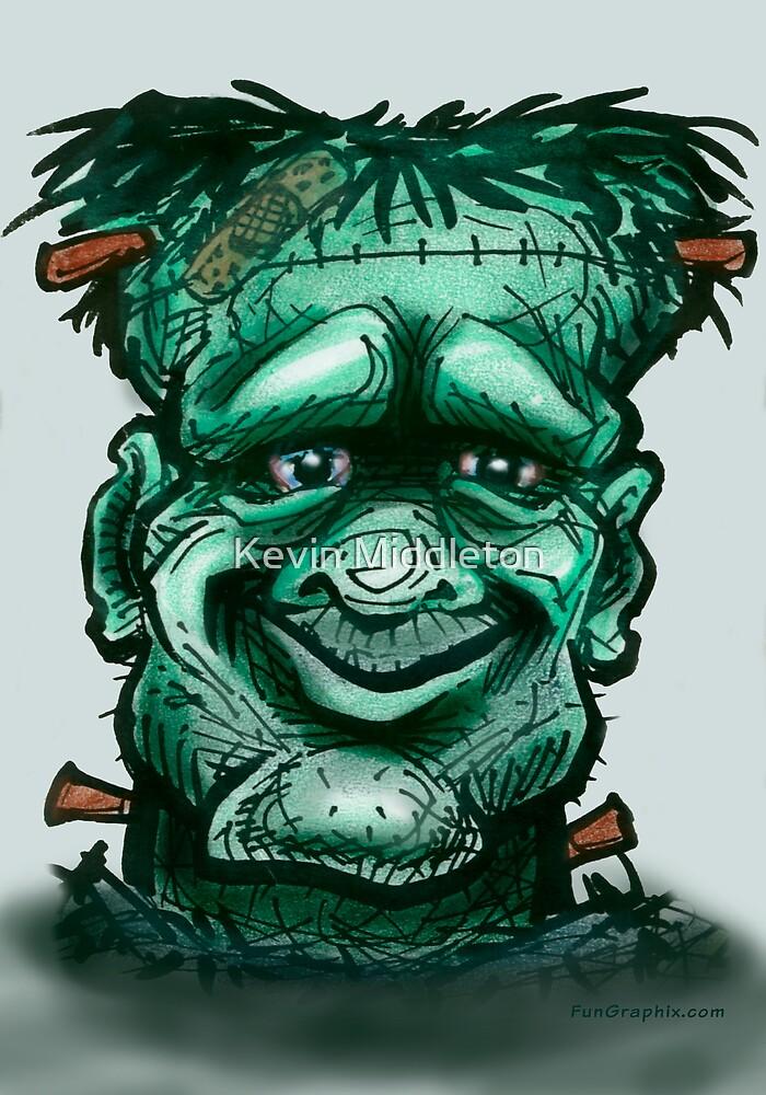 Frankenstein  by Kevin Middleton