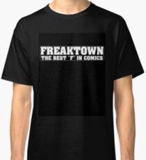 Freaktown Comics Logo Classic T-Shirt