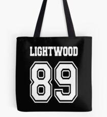89 lightwood Tote Bag