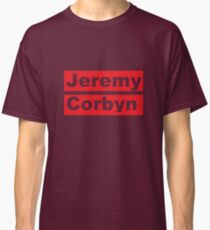 Oh Jeremy Corbyn Classic T-Shirt