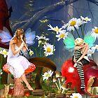 Fairie Music by Nadya Johnson