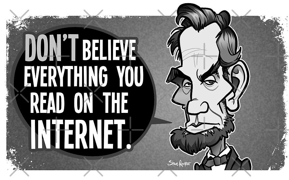 Abe's Internet Advice by binarygod