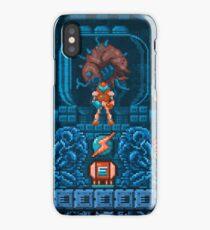 Metroids iPhone Case/Skin