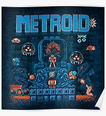 Metroids Poster