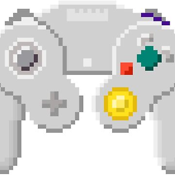8Bit GameCube Controller by Awful-Things