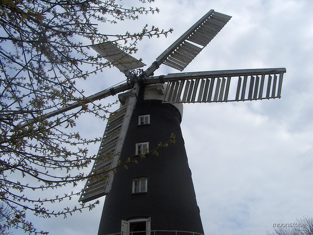 windmill (2) by moonstone