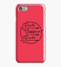 Girls Support Girls iPhone Case/Skin