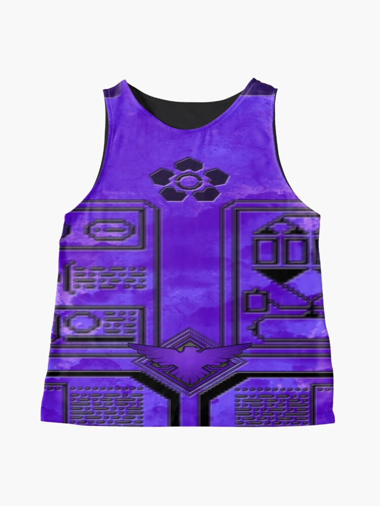 Alternate view of FREEDOM! league.  Sleeveless Top