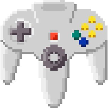 8Bit N64 by Awful-Things