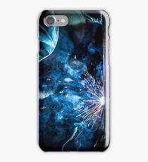 The Welder I iPhone Case/Skin