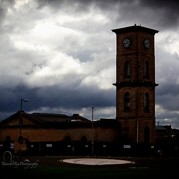 Pump House Building, Glasgow by Photograph2u