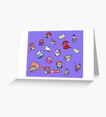 Worldwide Cats Greeting Card