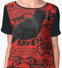 The Raven Chiffon Top
