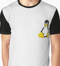 Linux - Tux Graphic T-Shirt