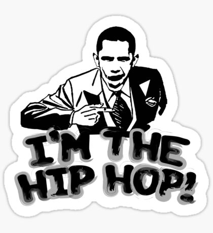 Barack Obama t-shirts Sticker