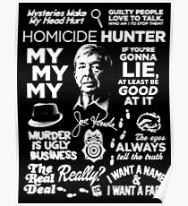 kenda hunter ugly Poster