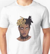 XXXTENTACION White-Eyed Badass Unisex T-Shirt