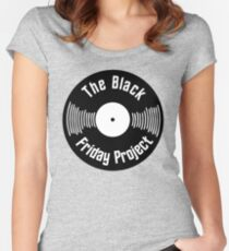 The Black Friday Project Women's Fitted Scoop T-Shirt