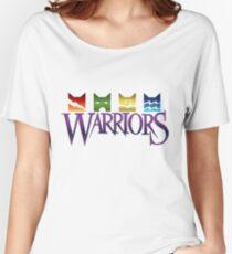 Warrior Cats Logo Women's Relaxed Fit T-Shirt