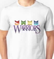 Warrior Cats Logo T-Shirt
