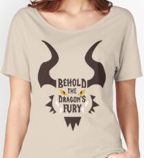 Behold the Dragons Fury Women's Relaxed Fit T-Shirt