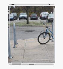 Biking iPad Case/Skin