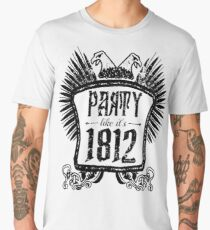 Party Like It's 1812 Men's Premium T-Shirt