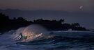 Winter Waves At Waimea Bay 12 by Alex Preiss