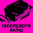 IseeRobots Radio Logo by IseeRobots