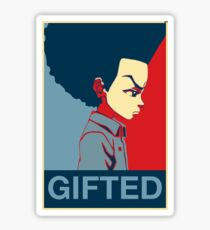 gifted Sticker