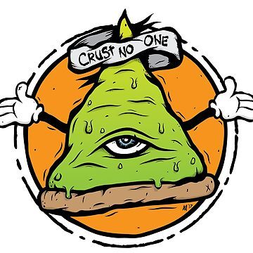 Crust No One by unluckydevil
