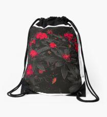Rosebush Drawstring Bag