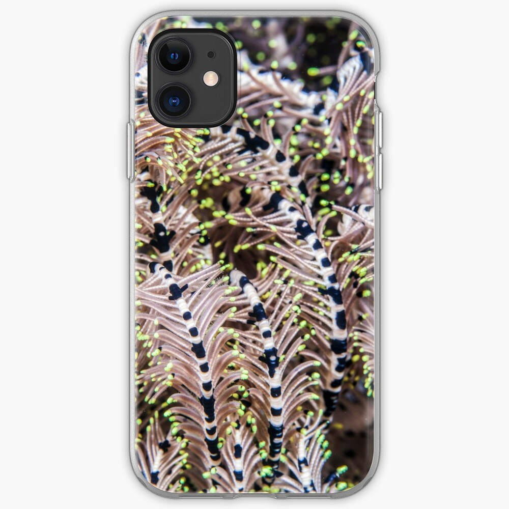 Feathery abstract iPhone Case & Cover