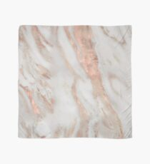 Civezza - rose gold marble Scarf