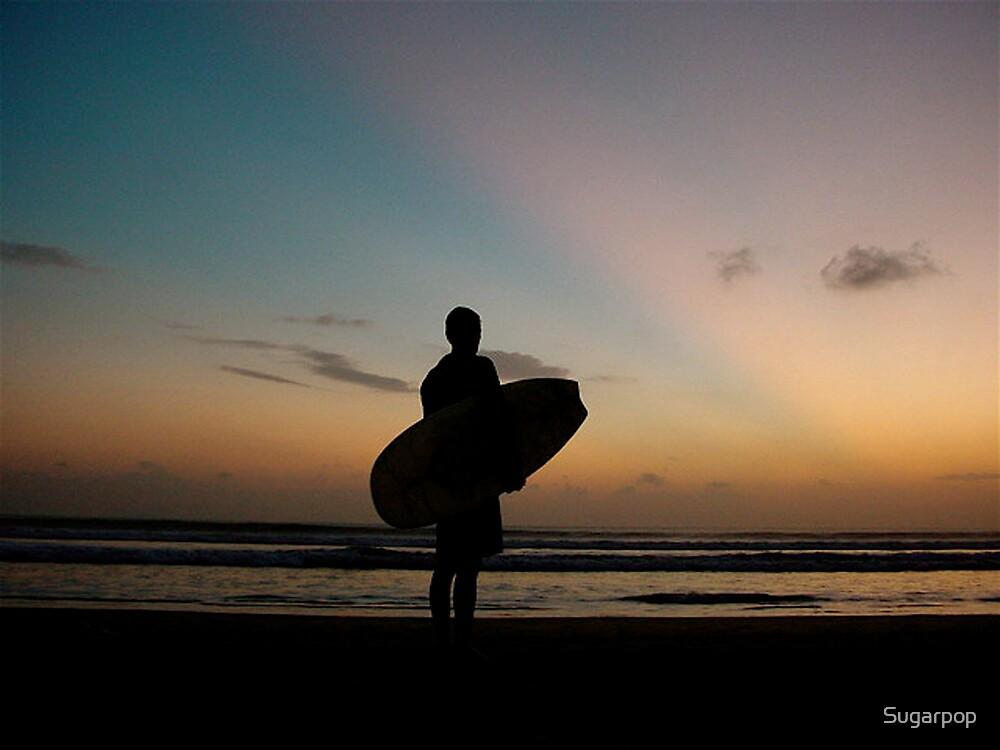 Kuta surfer by Sugarpop