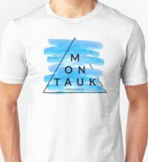 Montauk Triangle  Unisex T-Shirt