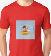 fly fly and fly Unisex T-Shirt