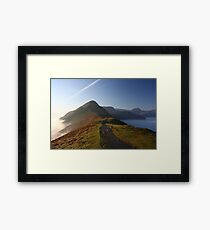 Cat Bells Framed Print