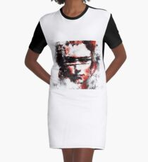 Blinded Graphic T-Shirt Dress