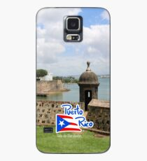 Puerto Rico - Old San Juan Case/Skin for Samsung Galaxy