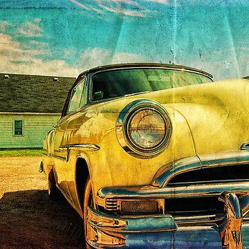 Vintage Pontiac by PaolaJ