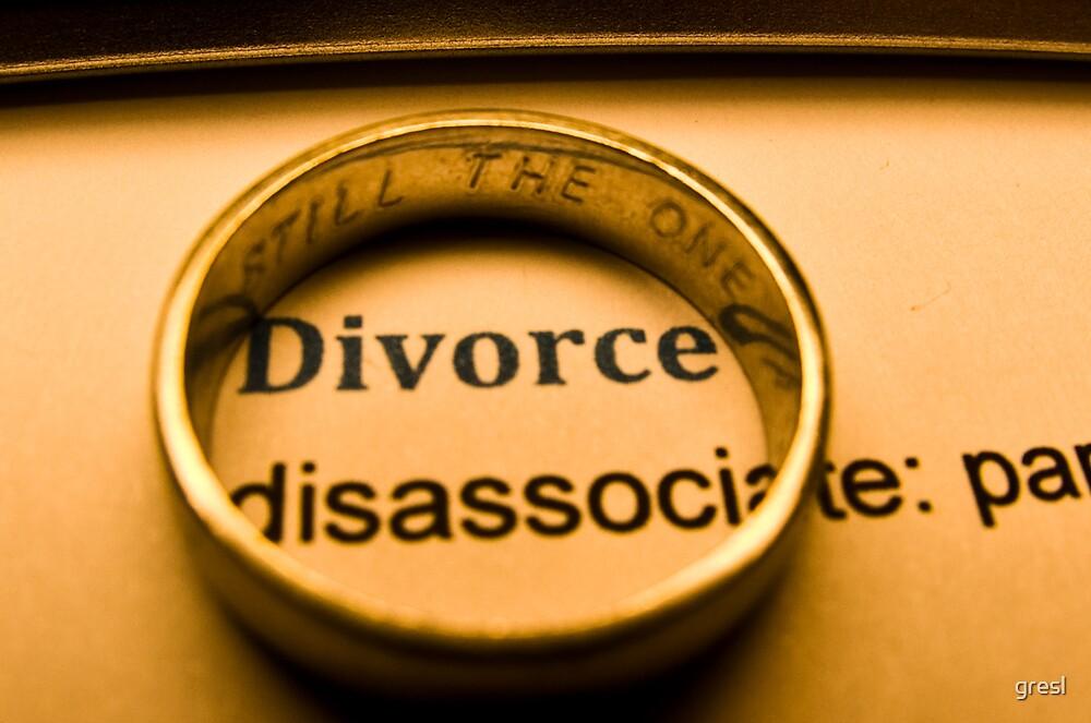 Divorce by gresl