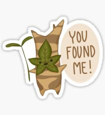 Found Korok! Sticker