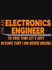 7079fe3fee1 Electronics Engineer T-Shirts